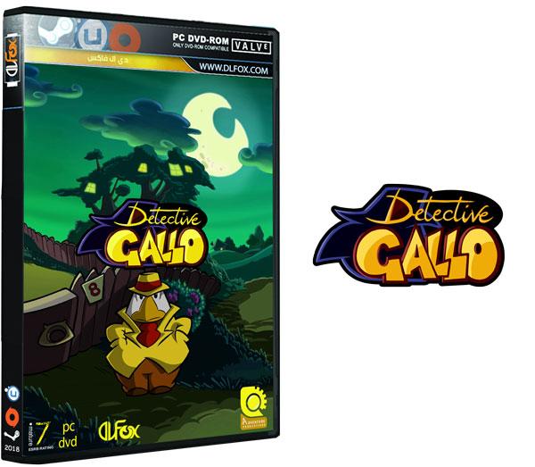 دانلود نسخه فشرده بازی Detective Gallo برای PC