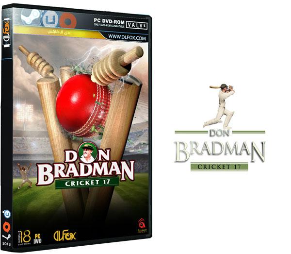 دانلود نسخه فشرده COREPACK بازی Don Bradman Cricket 17 برای PC
