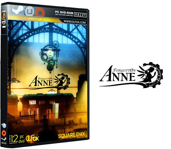 دانلود نسخه فشرده بازی Forgotton Anne برای PC