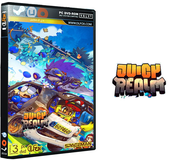 دانلود نسخه فشرده بازی Juicy Realm برای PC