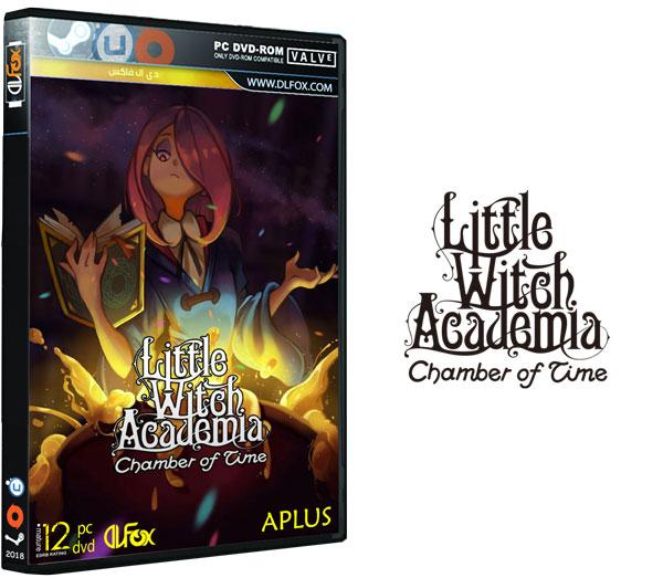 دانلود نسخه فشرده بازی Little Witch Academia: Chamber of Time برای PC