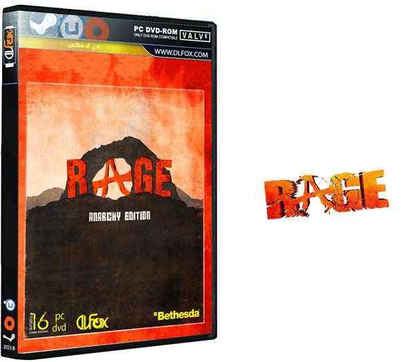 دانلود نسخه فشرده بازی Rage Anarchy Edition برای PC