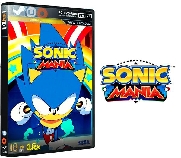 دانلود نسخه فشرده بازی Sonic Mania برای PC