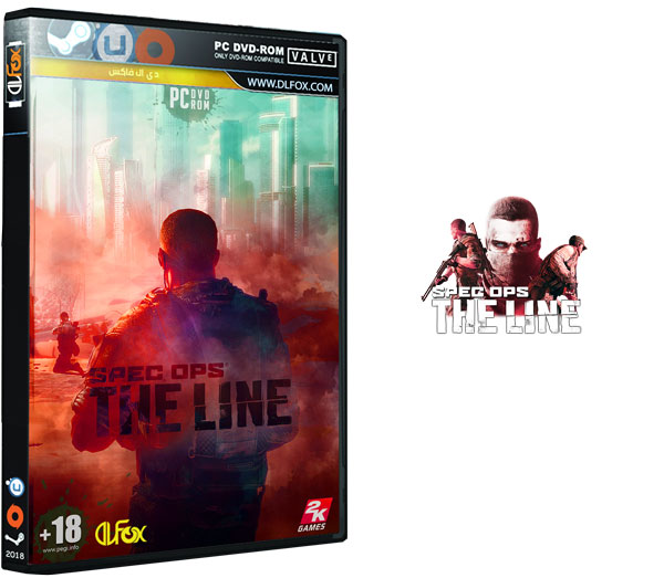 دانلود نسخه فشرده بازی Spec Ops The Line برای PC