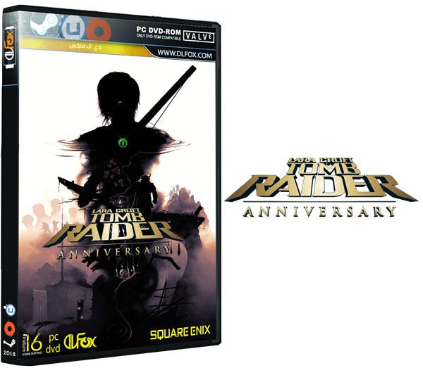 دانلود نسخه فشرده بازی Tomb Raider: Anniversary برای PC