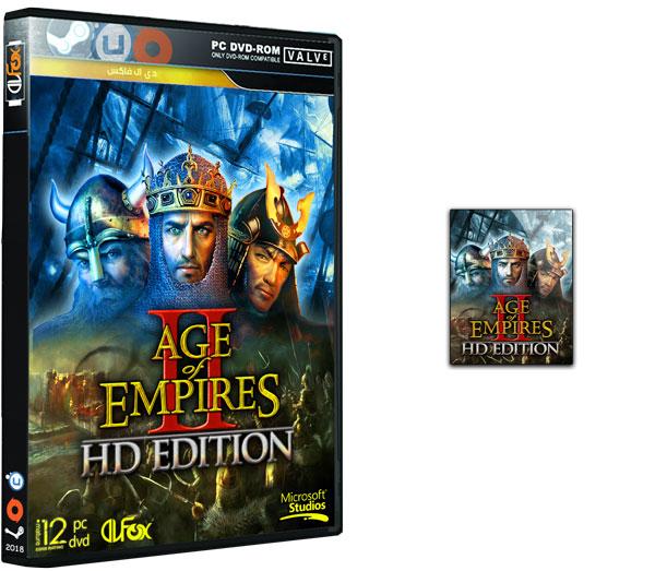 دانلود نسخه فشرده بازی Age of Empires II HD برای PC