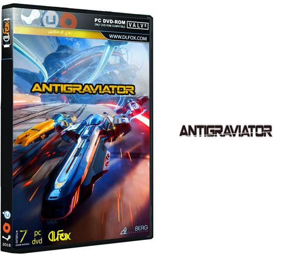 دانلود نسخه فشرده بازی Antigraviator برای PC