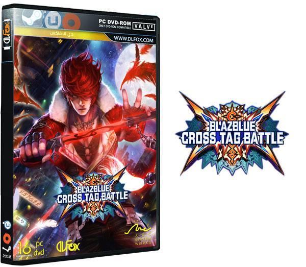 دانلود نسخه فشرده FitGirl بازی BlazBlue: Cross Tag Battle برای PC