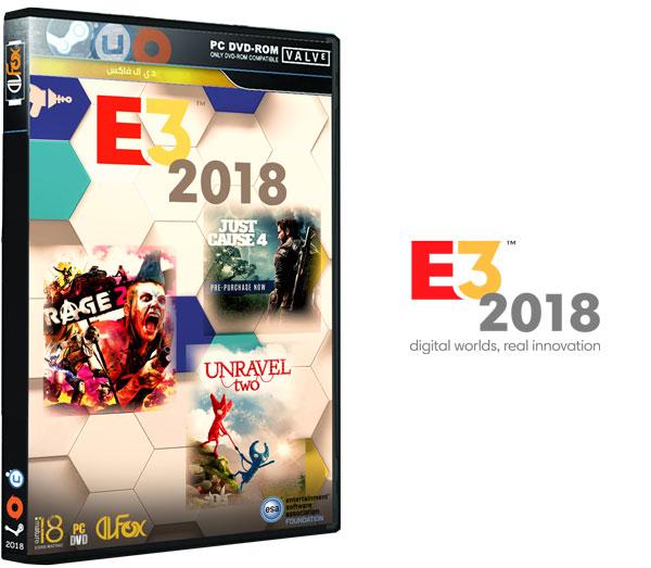 دانلود نسخه کامل نمایشگاه E3 2018