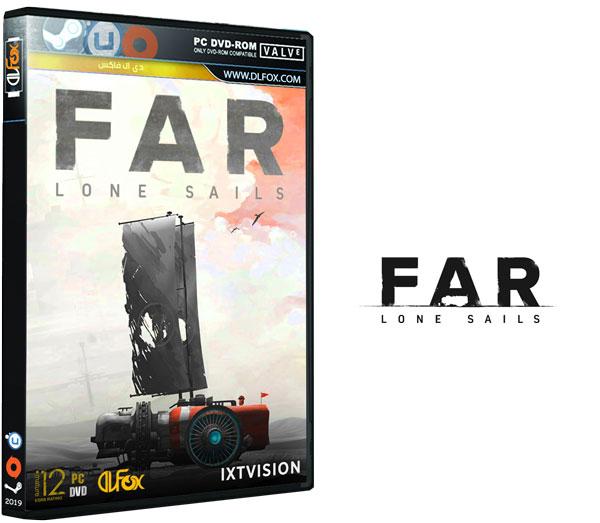 دانلود نسخه فشرده بازی FAR: Lone Sails برای PC