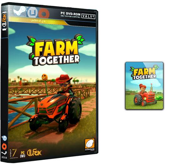 دانلود نسخه فشرده بازی Farm Together برای PC