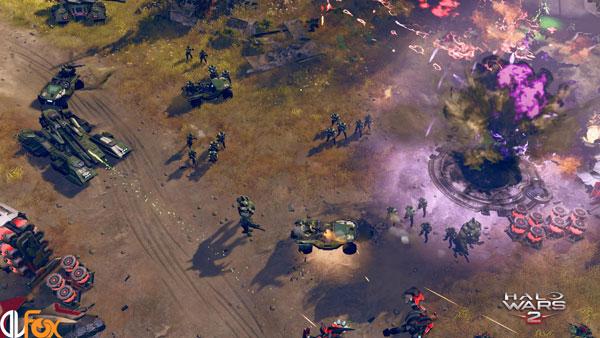 دانلود نسخه فشرده بازی Halo Wars 2 برای PC