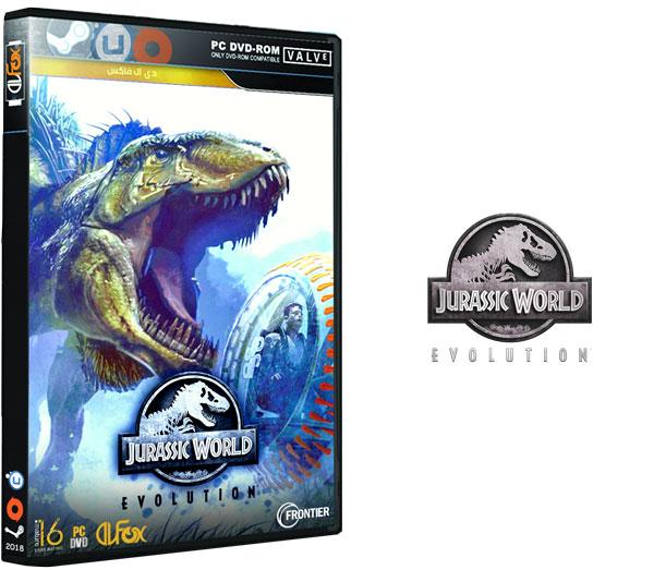 دانلود نسخه فشرده بازی Jurassic World Evolution برای PC