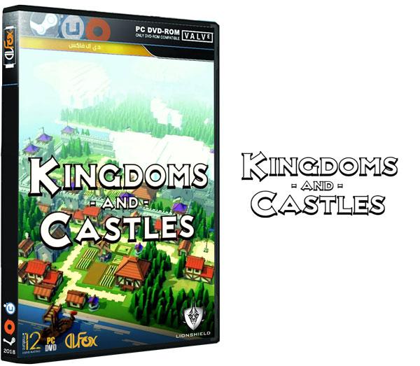 دانلود نسخه فشرده بازی Kingdoms and Castles برای PC