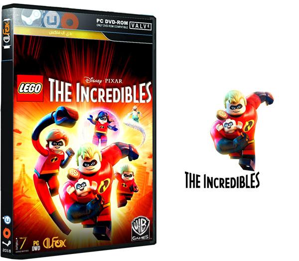 دانلود نسخه فشرده بازی LEGO The Incredibles برای PC