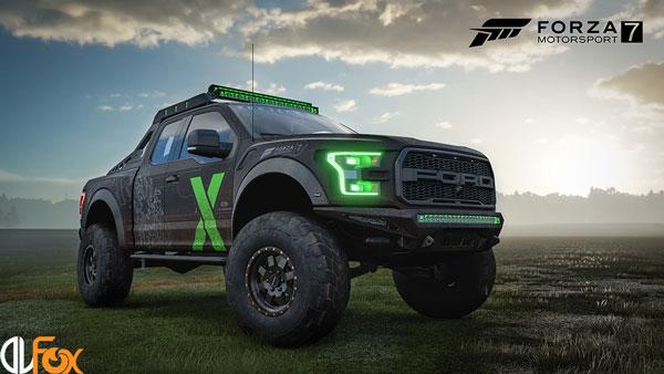 دانلود نسخه فشرده CorePack بازی Forza Motorsport 7 برای PC