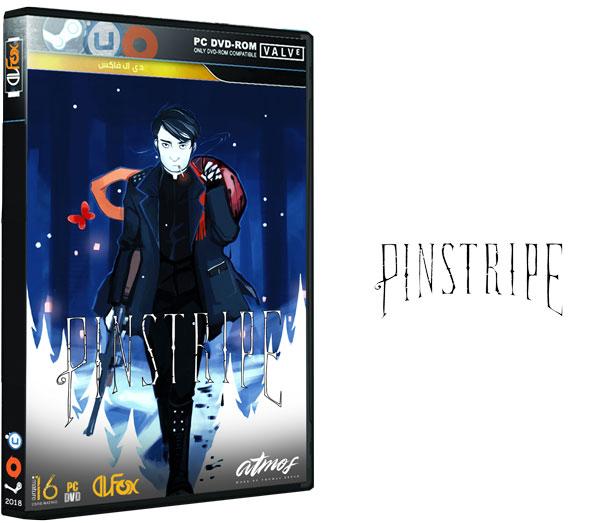 دانلود نسخه فشرده بازی Pinstripe برای PC