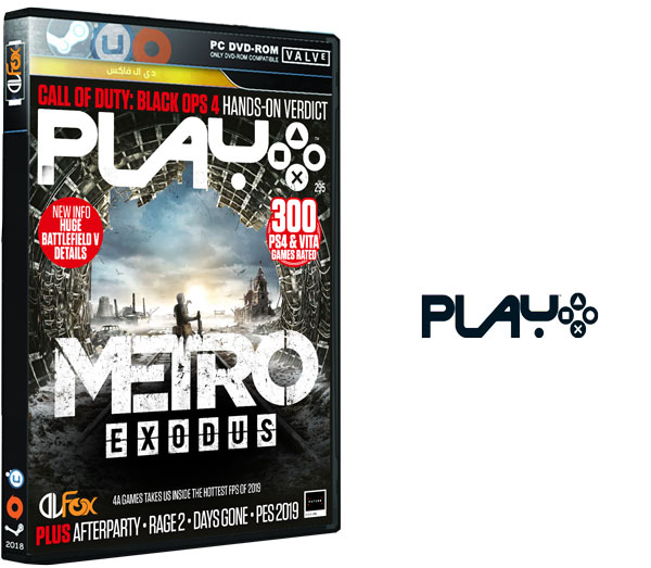 دانلود مجله Play UK – Issue 295 2018