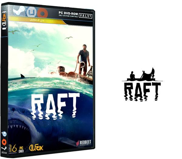 دانلود نسخه فشرده بازی Raft برای PC