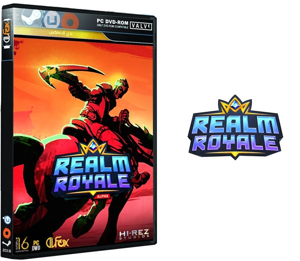 دانلود نسخه نهایی بازی Realm Royale برای PC