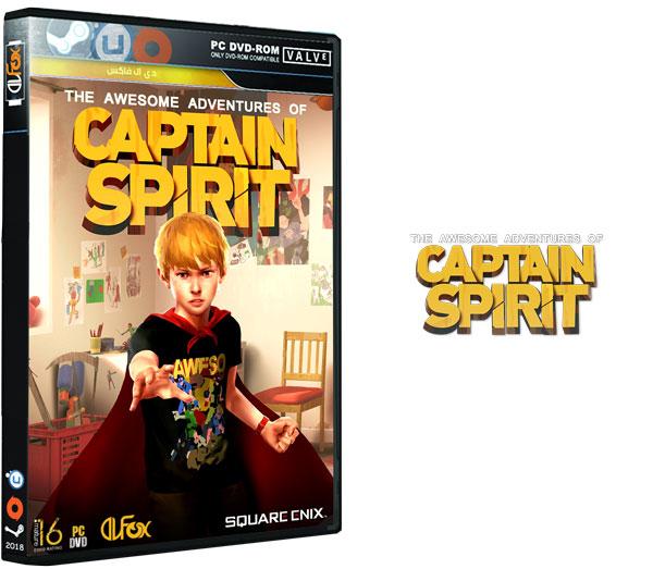 دانلود نسخه فشرده بازی The Awesome Adventures of Captain Spirit برای PC