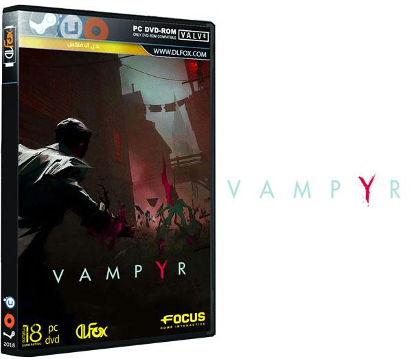 آموزش قدم به قدم بازی Vampyr