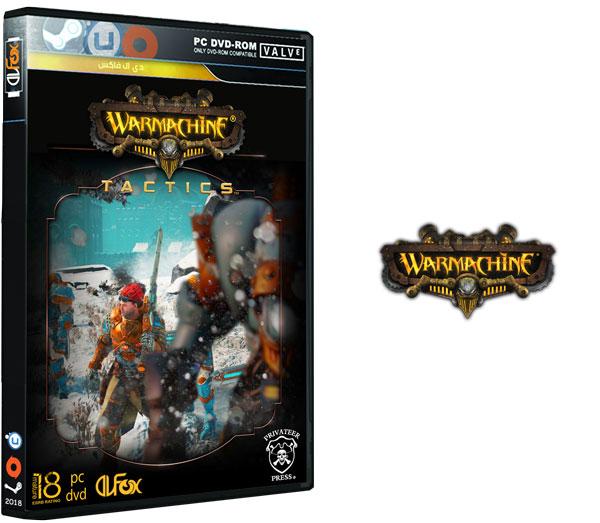 دانلود نسخه فشرده Black Box بازی WARMACHINE: Tactics برای PC