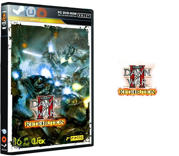 دانلود نسخه فشرده بازی Warhammer 40K: Dawn of War II برای PC