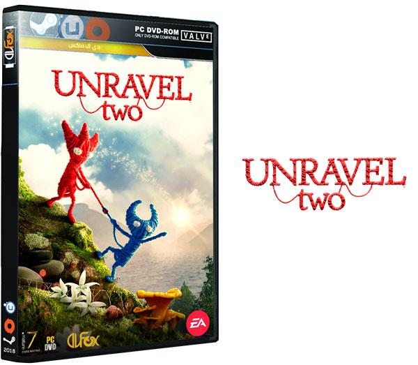 اموزش قدم به قدم بازی Unravel Two