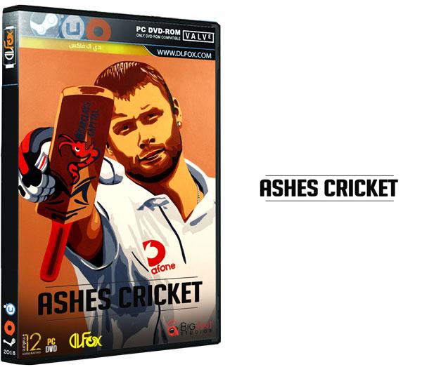 دانلود نسخه فشرده بازی Ashes Cricket برای PC