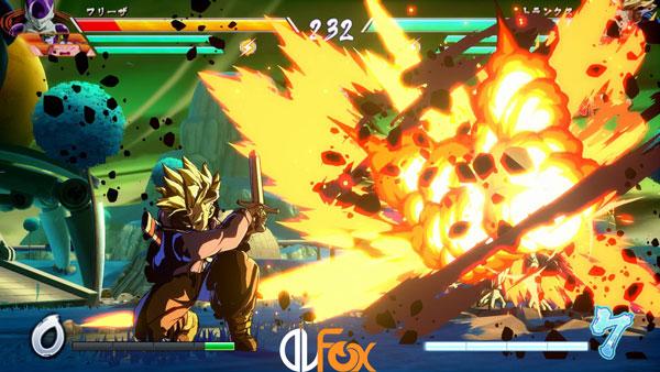 دانلود نسخه فشرده بازی DRAGON BALL FIGHTERZ Gogeta SS4 برای PC