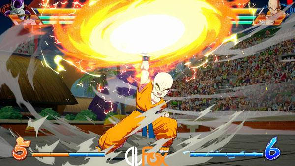 دانلود نسخه فشرده بازی DRAGON BALL FighterZ برای PC