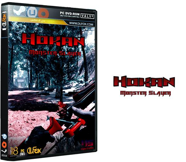 دانلود نسخه فشرده بازی Hokan: Monster Slayer برای PC
