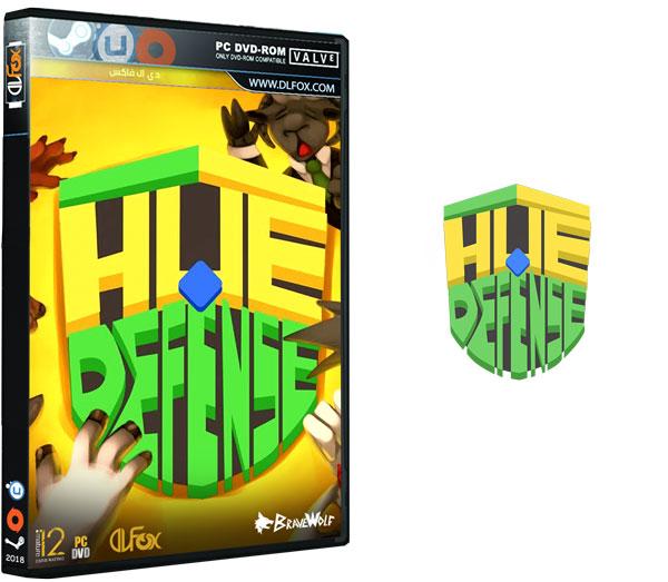 دانلود نسخه فشرده بازی Hue Defense برای PC