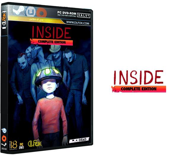 دانلود نسخه فشرده بازی INSIDE – Complete Edition برای PC