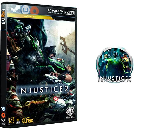 دانلود نسخه STORE Microsoft بازی Injustice 2 برای PC