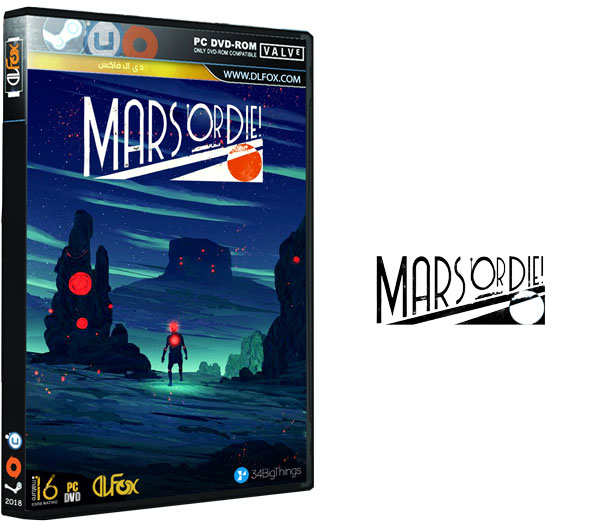 دانلود نسخه فشرده بازی Mars or Die! برای PC
