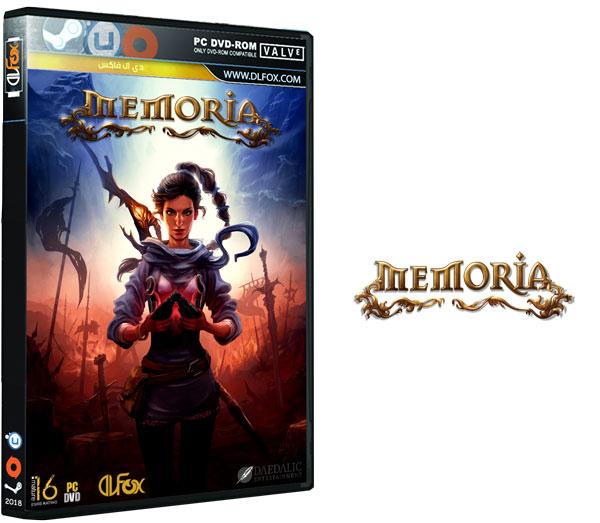 دانلود نسخه فشرده بازی Memoria برای PC