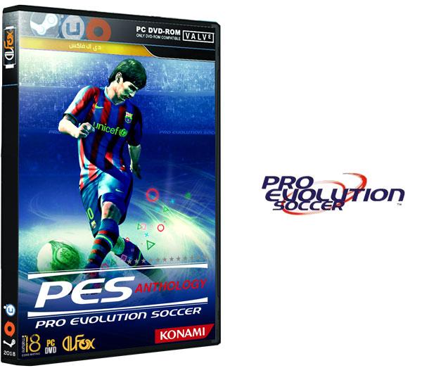 دانلود نسخه فشرده بازی Pro Evolution Soccer: Anthology برای PC