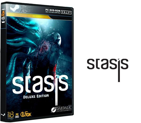 دانلود نسخه فشرده بازی STASIS – Deluxe Edition برای PC