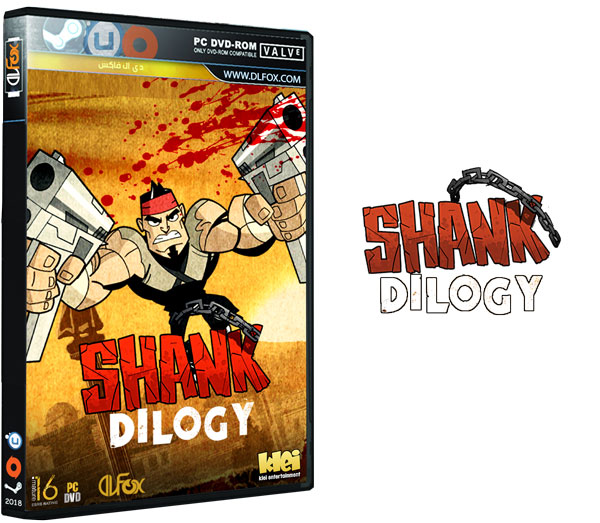 دانلود نسخه فشرده بازی Shank: Dilogy برای PC
