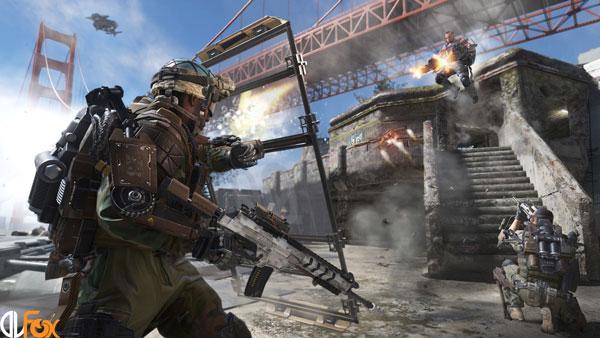 دانلود نسخه فشرده بازی CofD: Advanced Warfare برای PC