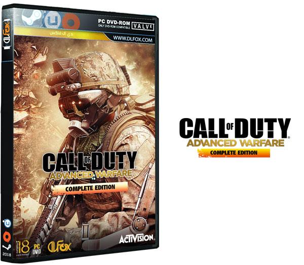 دانلود نسخه فشرده بازی Call of Duty: Advanced Warfare برای PC