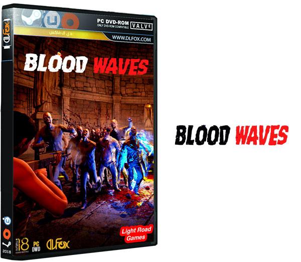 دانلود نسخه فشرده بازی Blood Waves برای PC