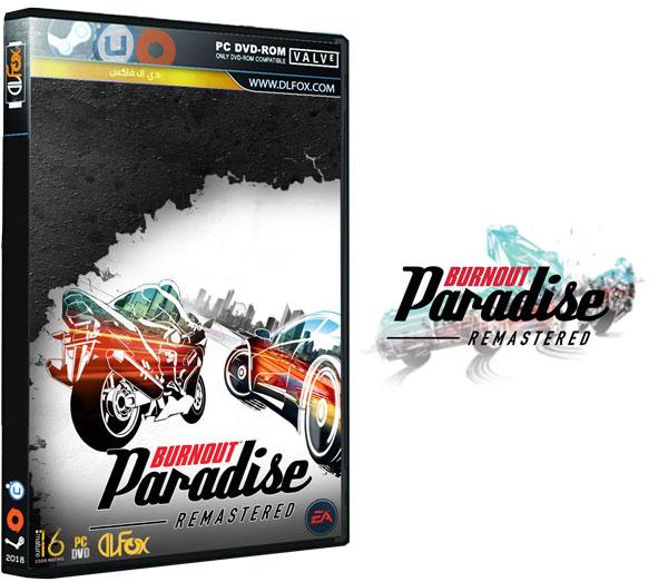 دانلود نسخه نهایی بازی Burnout Paradise Remastered برای PC