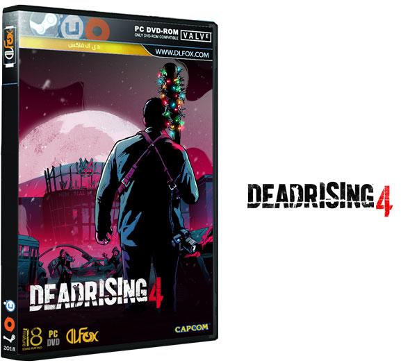 دانلود نسخه فشرده بازی DEAD RISING 4 برای PC