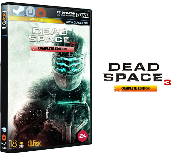 دانلود نسخه فشرده FitGirl بازی Dead Space 3 برای PC