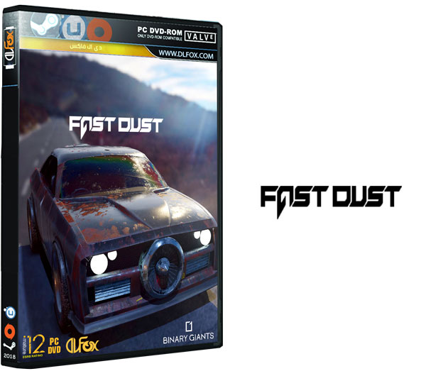 دانلود نسخه فشرده بازی FAST DUST برای PC