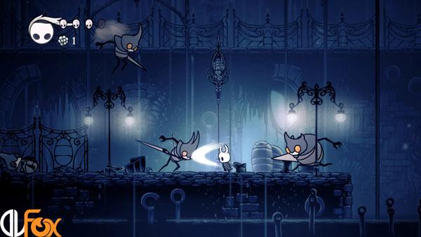 آموزش قدم به قدم بازی Hollow Knight: Godmaster