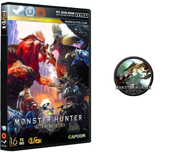 دانلود آپدیت بازی MONSTER HUNTER: WORLD برای PC